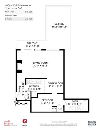 """Photo 12: 104 120 E 5TH Street in North Vancouver: Lower Lonsdale Condo for sale in """"CHELSEA MANOR"""" : MLS®# R2138540"""