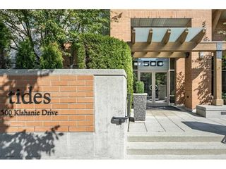"""Photo 2: 211 500 KLAHANIE Drive in Port Moody: Port Moody Centre Condo for sale in """"TIDES"""" : MLS®# R2587410"""