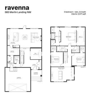 Photo 5: 583 MERLIN Landing in Edmonton: Zone 59 House for sale : MLS®# E4262001