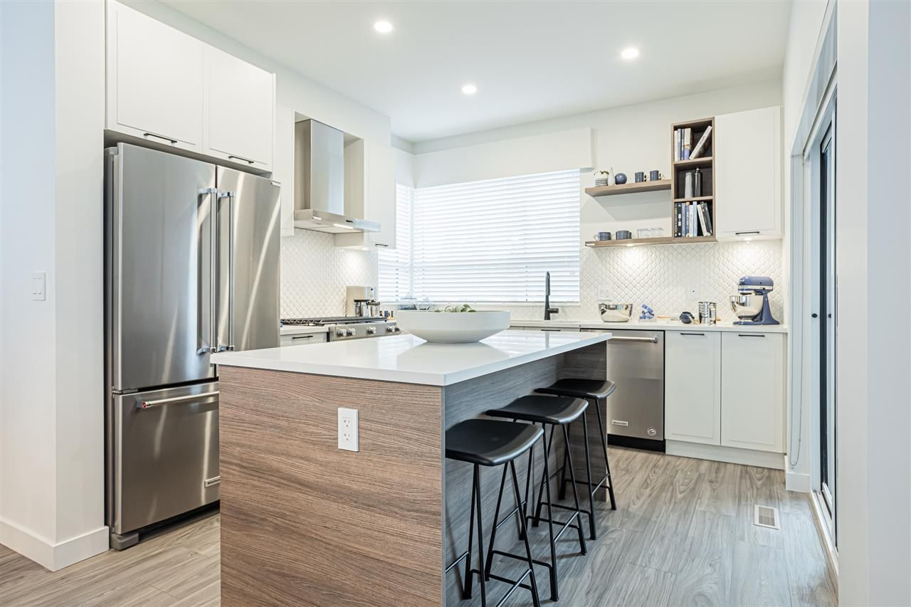 """Main Photo: 57 20150 81 Avenue in Langley: Willoughby Heights Townhouse for sale in """"Verge"""" : MLS®# R2532639"""