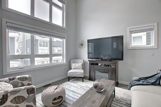 Photo 12: 191 Silverado Plains Park SW in Calgary: Silverado Row/Townhouse for sale : MLS®# A1086865