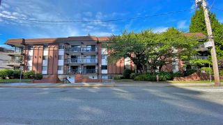 "Photo 1: 307 707 HAMILTON Street in New Westminster: Uptown NW Condo for sale in ""Casa Diann"" : MLS®# R2502045"