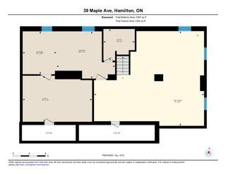 Photo 54: 39 Maple Avenue in Flamborough: House for sale : MLS®# H4063672
