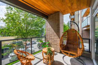 """Main Photo: 219 6033 GRAY Avenue in Vancouver: University VW Condo for sale in """"Prodigy"""" (Vancouver West)  : MLS®# R2590092"""