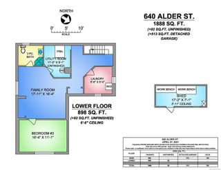 Photo 35: 640 Alder St in : CR Campbell River Central House for sale (Campbell River)  : MLS®# 872134