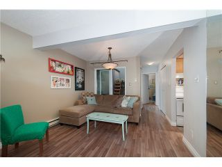 Photo 3: 1369 W 8TH Avenue in Vancouver: Fairview VW Townhouse  (Vancouver West)  : MLS®# V1113609