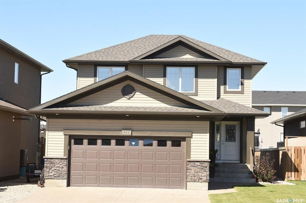 Main Photo: 5218 Devine Drive in Regina: Lakeridge Addition Residential for sale : MLS®# SK785373