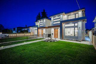 Photo 1: 8144 16TH Avenue in Burnaby: East Burnaby 1/2 Duplex for sale (Burnaby East)  : MLS®# R2570525