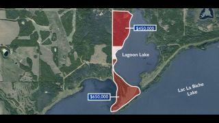 Photo 1: : Rural Lac La Biche County Rural Land/Vacant Lot for sale : MLS®# E4181696