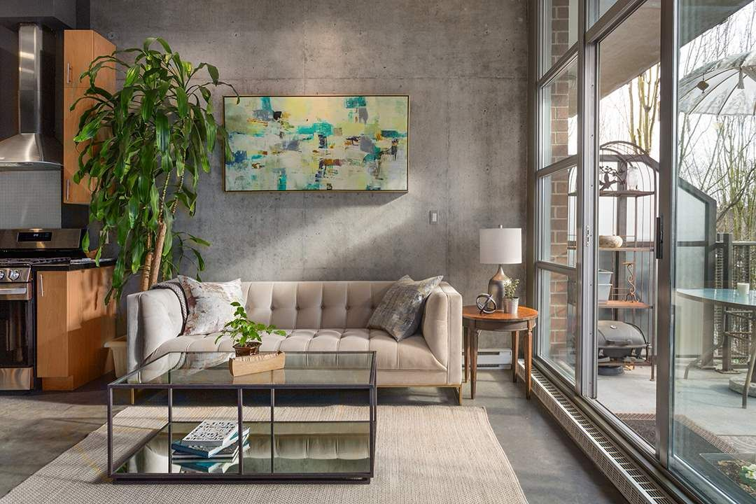 """Main Photo: 307 2635 PRINCE EDWARD Street in Vancouver: Mount Pleasant VE Condo for sale in """"SOMA Lofts"""" (Vancouver East)  : MLS®# R2539098"""