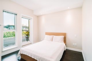 """Photo 22: 410 9350 UNIVERSITY HIGH Street in Burnaby: Simon Fraser Univer. Townhouse for sale in """"Lift"""" (Burnaby North)  : MLS®# R2468337"""