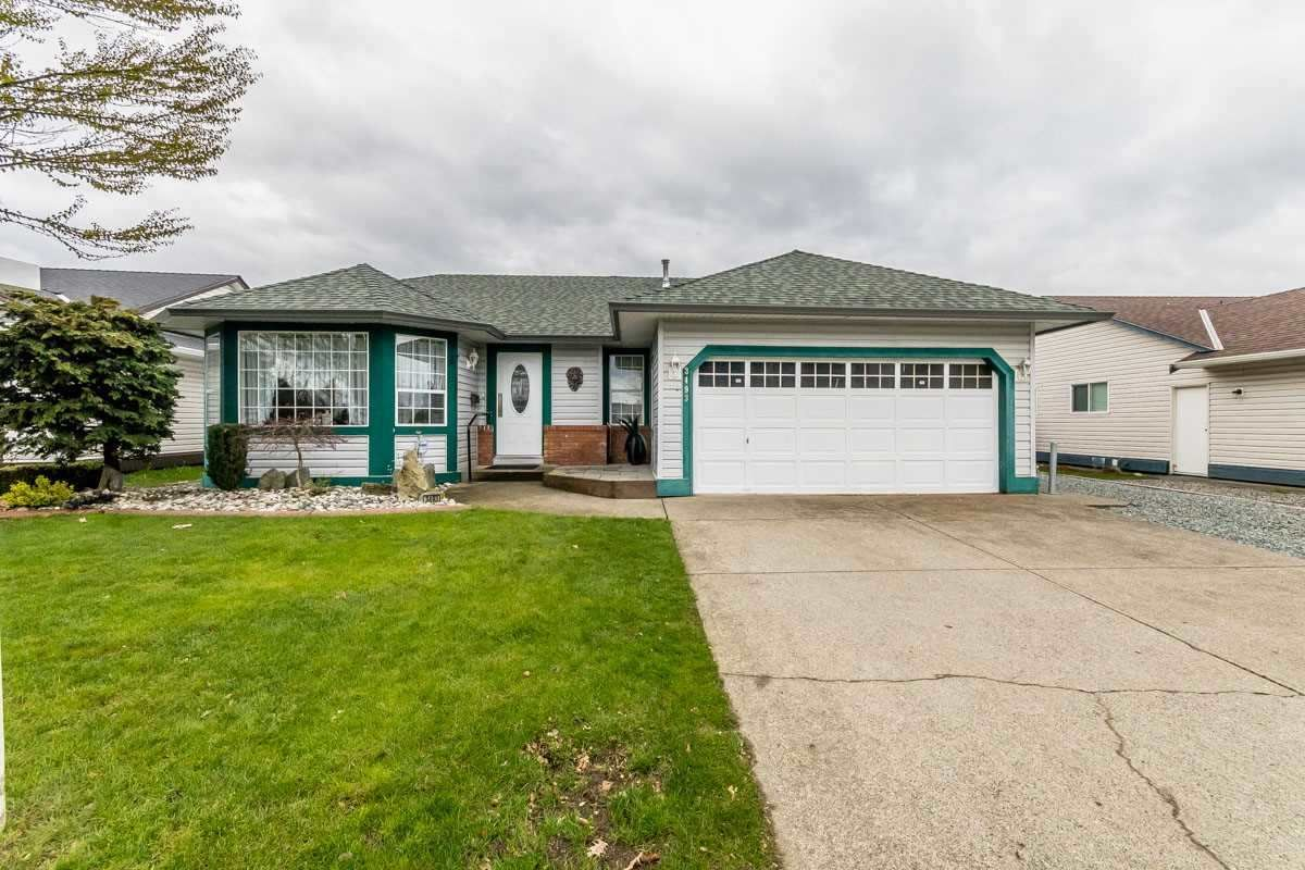 Main Photo: 3493 TRETHEWEY Street in Abbotsford: Abbotsford West House for sale : MLS®# R2567272
