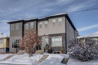 Main Photo: 1910 26 Avenue SW in Calgary: Bankview Semi Detached for sale : MLS®# A1067810
