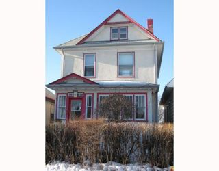 Photo 1: 826 STELLA Avenue in WINNIPEG: North End Residential for sale (North West Winnipeg)  : MLS®# 2904842