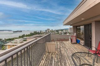 """Photo 26: 602 555 13TH Street in West Vancouver: Ambleside Condo for sale in """"Parkview Tower"""" : MLS®# R2591650"""