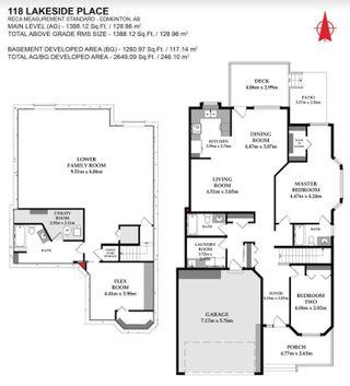 Photo 23: 118 LAKESIDE Place: Leduc House Half Duplex for sale : MLS®# E4243953