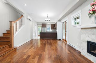 """Main Photo: 998 W 43RD Avenue in Vancouver: Oakridge VW Townhouse for sale in """"Montgomery Townhomes"""" (Vancouver West)  : MLS®# R2617399"""
