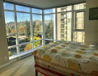 "Photo 6: 801 575 DELESTRE Avenue in Coquitlam: Coquitlam West Condo for sale in ""CORA TOWERS"" : MLS®# R2317122"