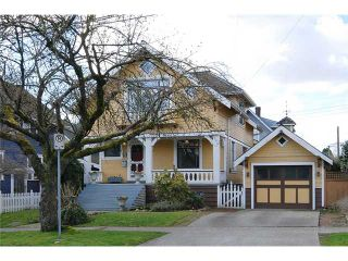 Photo 1: 326 3RD Street in New Westminster: Queens Park House for sale : MLS®# V882156