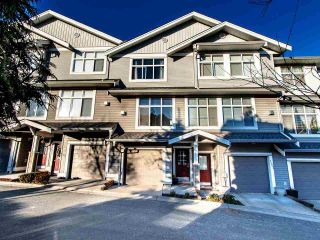 """Photo 1: 150 20449 66 Avenue in Langley: Willoughby Heights Townhouse for sale in """"NATURES LANDING"""" : MLS®# R2422981"""
