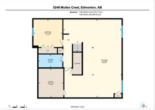 Photo 34: 5246 MULLEN Crest in Edmonton: Zone 14 Attached Home for sale : MLS®# E4255737