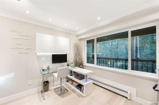 Photo 20: 107 235 KEITH ROAD in West Vancouver: Cedardale Townhouse for sale : MLS®# R2536176