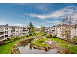 "Main Photo: 312 5568 201A Street in Langley: Langley City Condo for sale in ""Michaud Gardens"" : MLS®# R2563265"