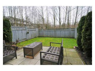 Photo 10: 26 2538 PITT RIVER Road in Port Coquitlam: Mary Hill Townhouse for sale : MLS®# V863108