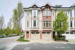 "Photo 1: 156 20738 84 Avenue in Langley: Willoughby Heights Townhouse for sale in ""YORKSON CREEK"" : MLS®# R2575927"