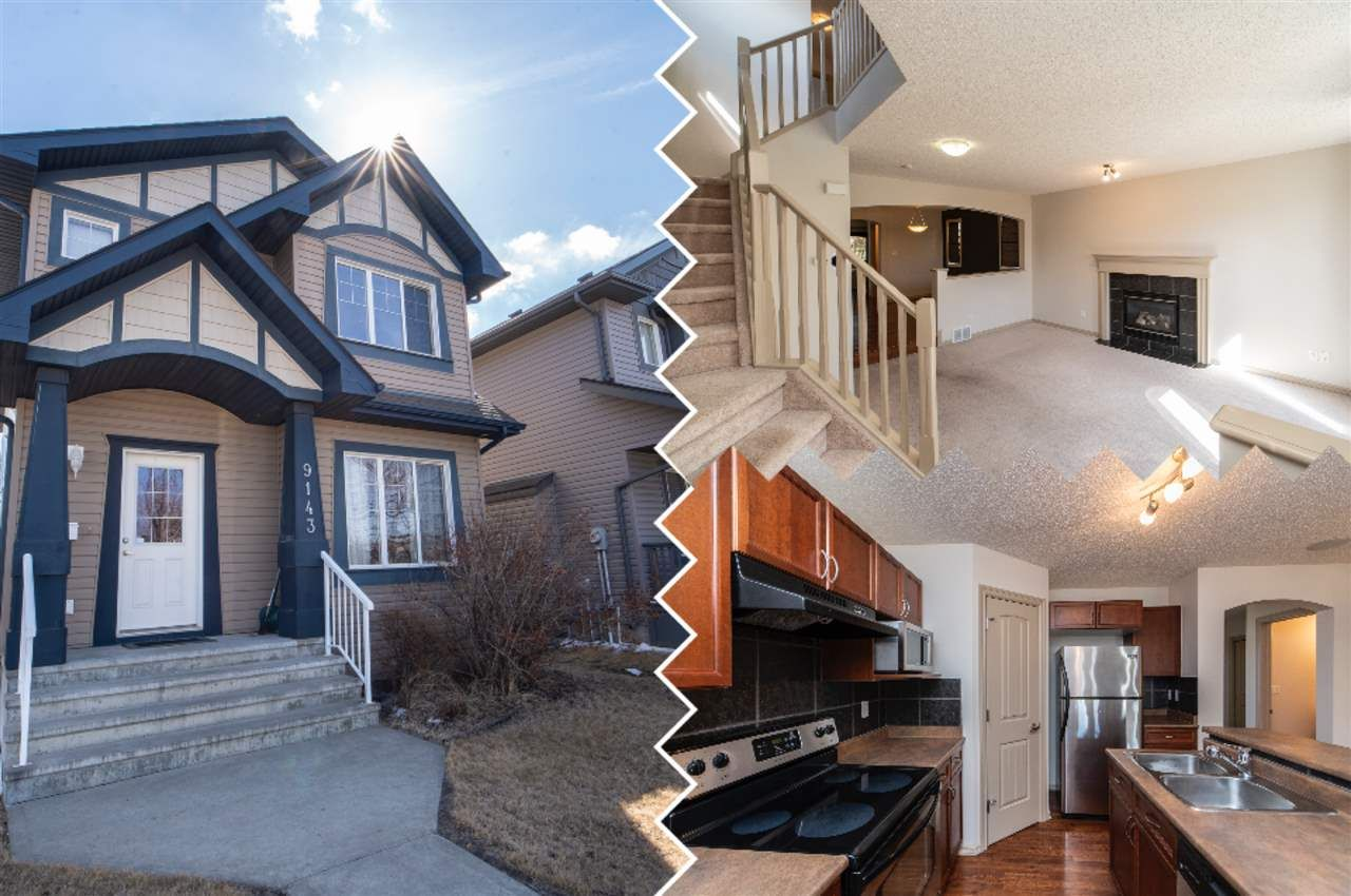 Main Photo: 9143 213 Street in Edmonton: Zone 58 House for sale : MLS®# E4239735