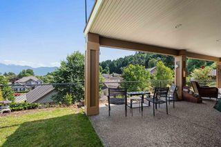 """Photo 38: 26 43777 CHILLIWACK MOUNTAIN Road in Chilliwack: Chilliwack Mountain 1/2 Duplex for sale in """"Westpointe"""" : MLS®# R2605171"""