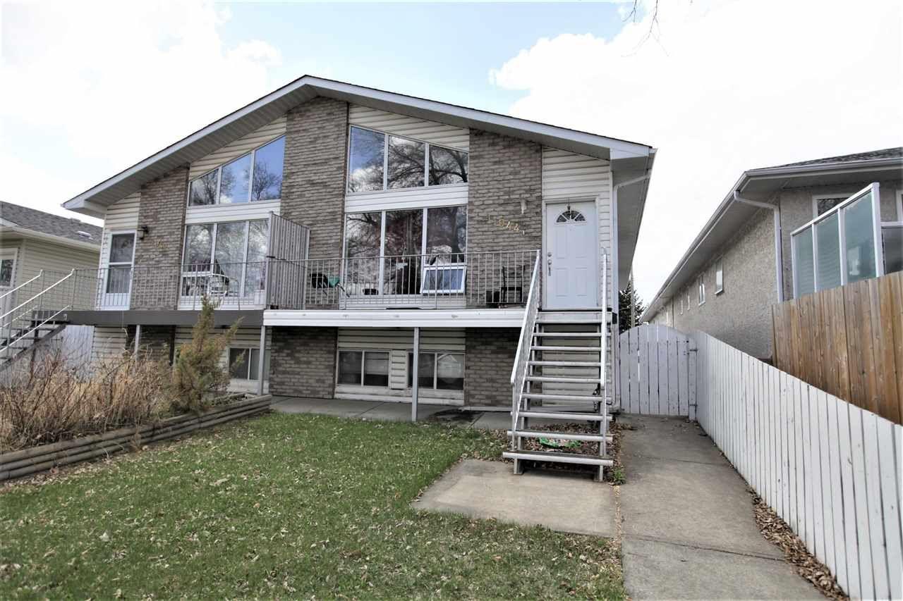 Main Photo: 11944 83 Street NW in Edmonton: Zone 05 House Half Duplex for sale : MLS®# E4232690