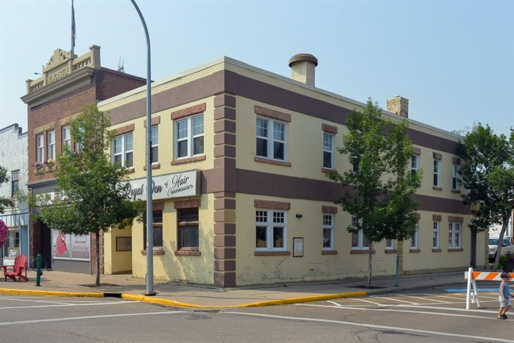 Main Photo: 10 3 Avenue W: Drumheller Retail for sale : MLS®# A1132250
