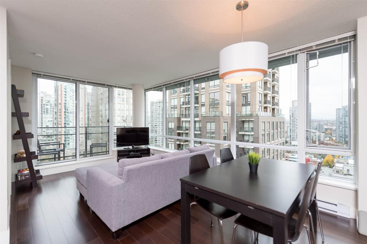 """Main Photo: 1807 1088 RICHARDS Street in Vancouver: Yaletown Condo for sale in """"Richards Living"""" (Vancouver West)  : MLS®# R2121013"""