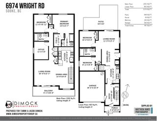Photo 43: 6974 Wright Rd in : Sk Whiffin Spit House for sale (Sooke)  : MLS®# 882272