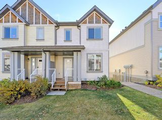 Main Photo: 61 Copperstone Cove SE in Calgary: Copperfield Row/Townhouse for sale : MLS®# A1156356
