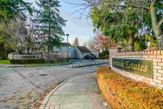 "Photo 1: 6113 W GREENSIDE Drive in Surrey: Cloverdale BC Townhouse for sale in ""GREENSIDE ESTATES"" (Cloverdale)  : MLS®# R2426822"