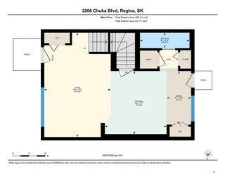 Photo 36: 3206 Chuka Boulevard in Regina: The Towns Residential for sale : MLS®# SK851410