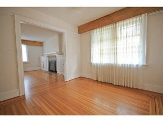Photo 7: 3908 DUNBAR ST in Vancouver: Dunbar House for sale (Vancouver West)  : MLS®# V1133216