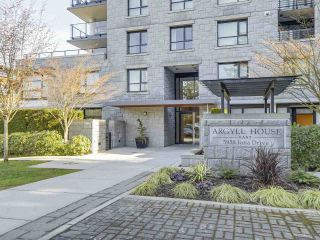 Photo 1: 301 5958 IONA DRIVE in Vancouver: University VW Condo for sale (Vancouver West)  : MLS®# R2247322