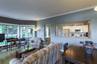 "Photo 2: 102 34101 OLD YALE Road in Abbotsford: Central Abbotsford Condo for sale in ""YALE TERRACE"" : MLS®# R2329355"