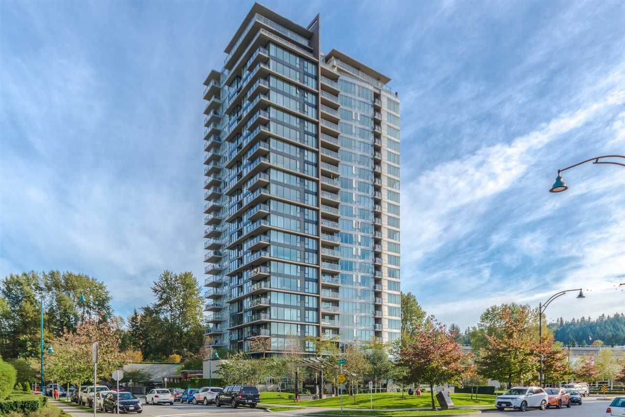 "Main Photo: 1103 651 NOOTKA Way in Port Moody: Port Moody Centre Condo for sale in ""SAHALEE"" : MLS®# R2024409"