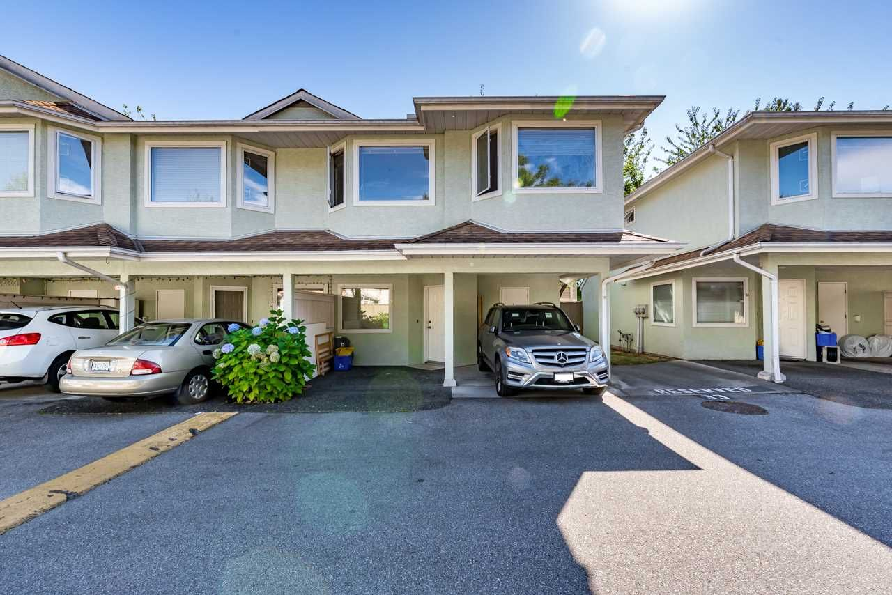 Main Photo: 34 12020 GREENLAND Drive in Richmond: East Cambie Townhouse for sale : MLS®# R2206889