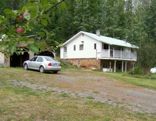 Main Photo: 2109 EAGLE CREEK Road in Canim Lake: Canim/Mahood Lake House for sale (100 Mile House (Zone 10))  : MLS®# N166651