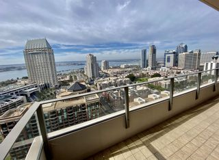 Photo 8: DOWNTOWN Condo for rent : 2 bedrooms : 550 Front St #2104 in San Diego