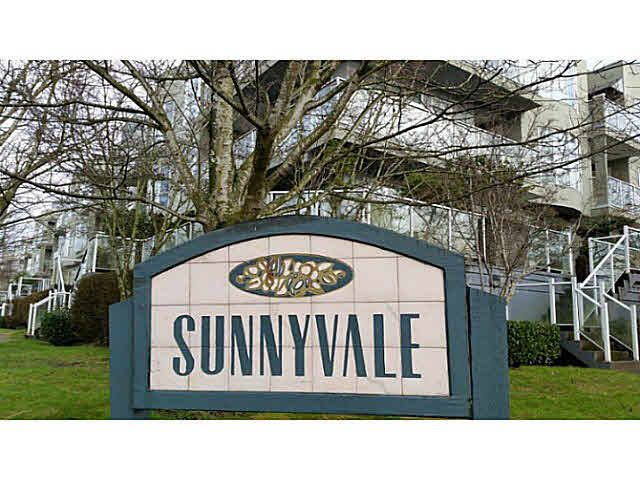 """Main Photo: 102 7800 ST. ALBANS Road in Richmond: Brighouse South Condo for sale in """"SUNNYVALE - BRIGHOUSE SOUTH"""" : MLS®# V1099390"""