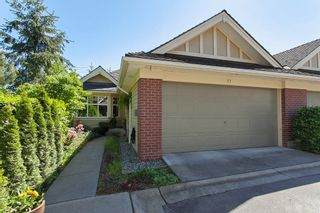 """Photo 6: 27 15450 ROSEMARY HEIGHTS Crescent in Surrey: Morgan Creek Townhouse for sale in """"CARRINGTON"""" (South Surrey White Rock)  : MLS®# R2066571"""