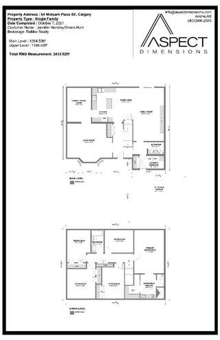 Photo 45: 64 MIDPARK Place SE in Calgary: Midnapore Detached for sale : MLS®# A1152257