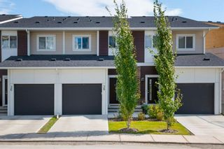 Main Photo: 38 Walden Lane SE in Calgary: Walden Row/Townhouse for sale : MLS®# A1148349