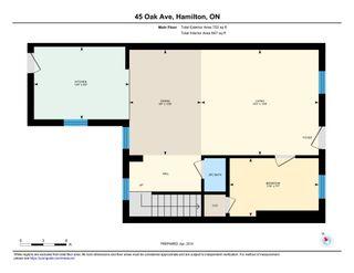 Photo 43: 45 Oak Avenue in Hamilton: House for sale : MLS®# H4051333